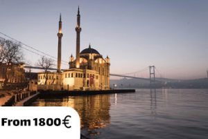 istanbul and iran tour