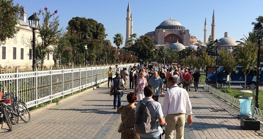 The busiest or most secluded time to travel to Turkey