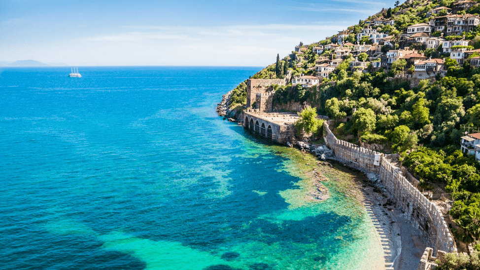 best time to travel to the Aegean coast in Turkey